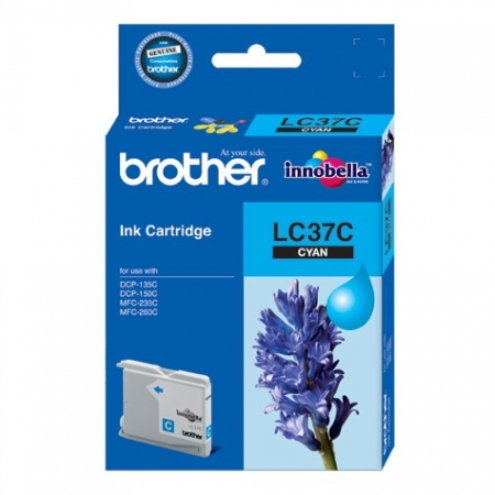 BROTHER LC-37C / LC-970C Mavi Kartu�