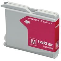 BROTHER LC-57M / LC-1000M K�rm�z� Kartu�