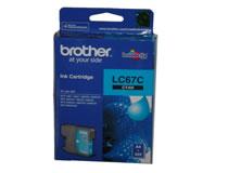 BROTHER LC-67C / LC-1100C Mavi Kartuş