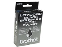 BROTHER LC-700BK Siyah Kartu�