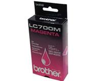 BROTHER LC-700M K�rm�z� Kartu�