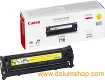 Canon CRG-716Y Toner