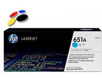 HP CE341A Toner