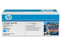 HP CF031A (646A) Mavi Toner